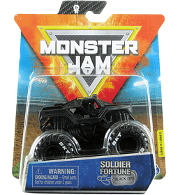Soldier Fortune Black Ops Monster Jam 2020 Spin Master 1:64