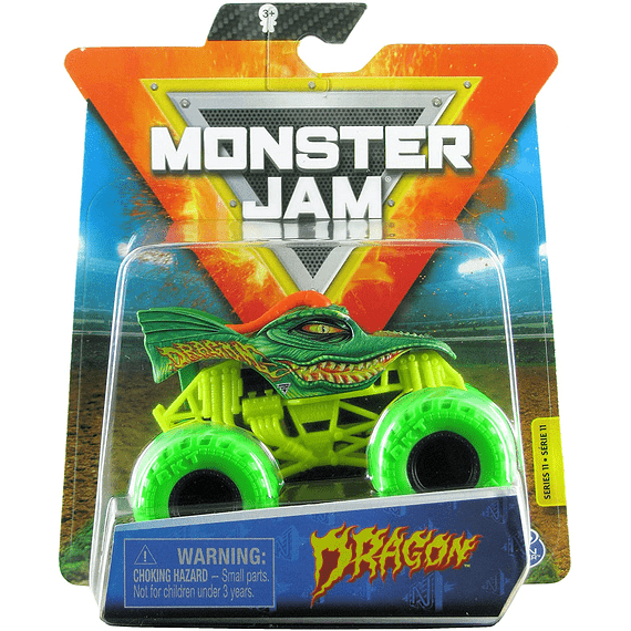 Dragon Monster Jam 2020 Spin Master 1:64