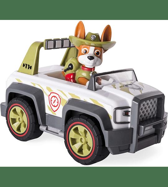 Tracker de Pull back Explorer Vehículo Paw Patrol