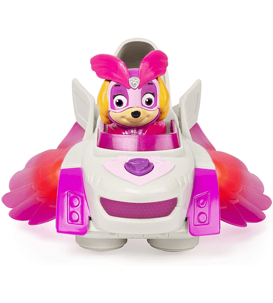 Skye's Mighty Pups Charged Up Paw Patrol
