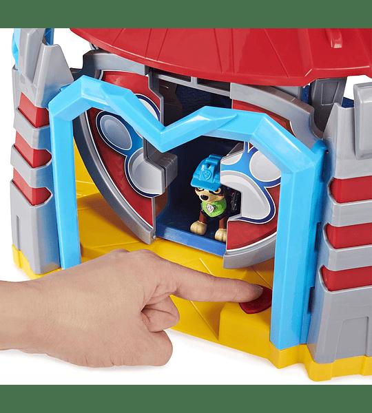 Dino Rex Torre de control Giratoria Paw Patrol