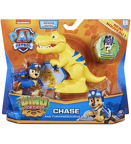 Dino Chase, Multicolor Paw Patrol