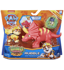Dino Rubble Multicolor Paw Patrol