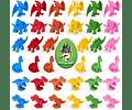 Dino Rubble Multicolor Paw Patrol