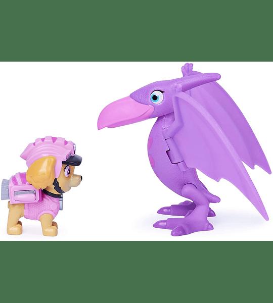 Dino Skye Multicolor Paw Patrol