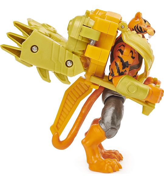 Bronze Tiger Mega Gear Deluxe DC Comics