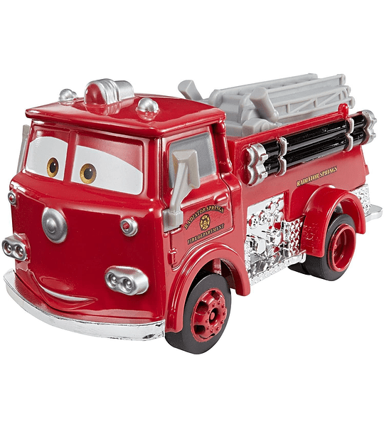 Red Rojo Cars Disney PIXAR