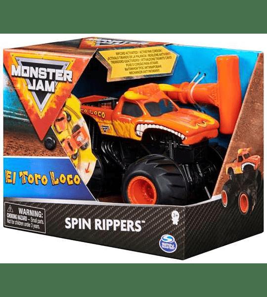 Toro Loco Monster Jam