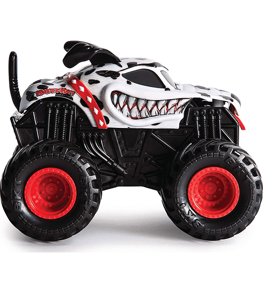 Mutt Dalmatian Monster Jam