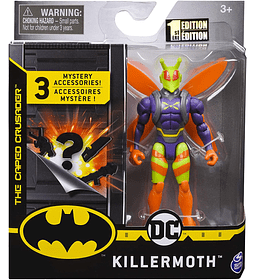 Killer Moth DC Comincs 2020