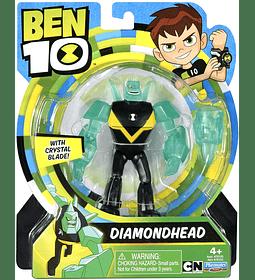 Diamondhead With Crystal Blade Ben 10