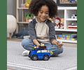 Chase y Skye Vehiculo de Split-Ssecond 2 vehiculos en 1, Paw Patrol
