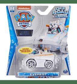 Everest Off Road Snow True Metal Paw Patrol Exclusivo