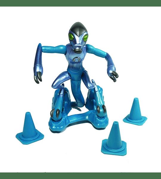 XLR 8 Omni-Metálicos Ben 10 Aliens