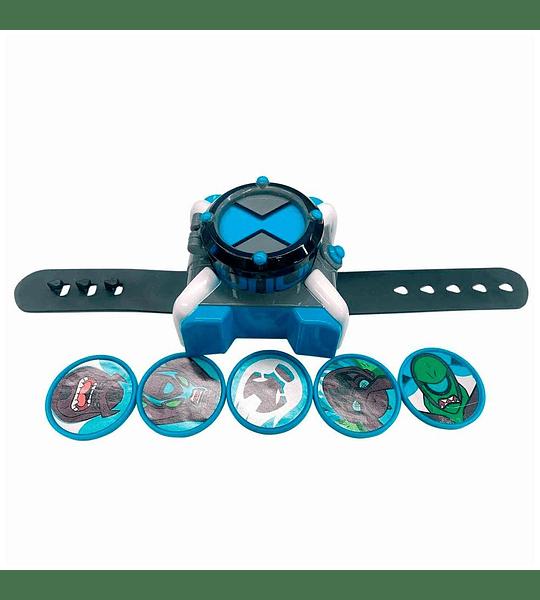 Reloj Omnitrix Lanzador Ben 10