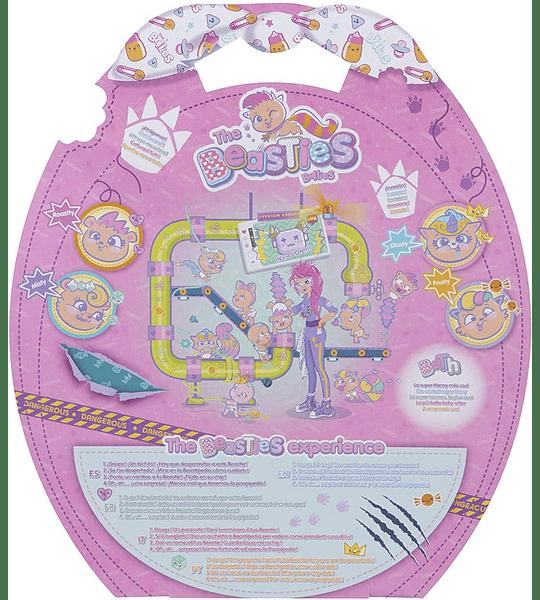 Glusty Glitter Amigo Mascota The Bellies