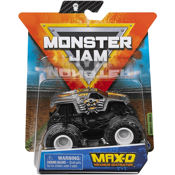 MAX-D Monster Jam
