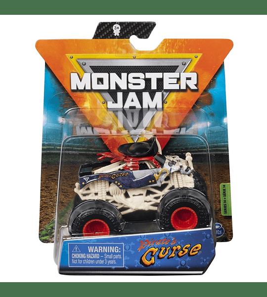 Pirate's Curse Monster Jam