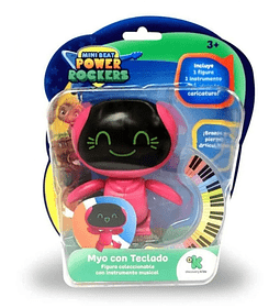 Myo Mini Beat Power Rockers Con Instrumentos