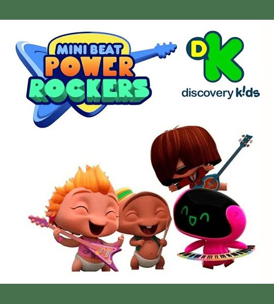 Myo Mini Beat Power Rockers Con Instrumentos