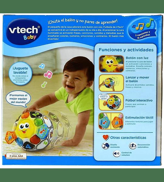 Pelota fútbol para bebé Futbola de Vtech