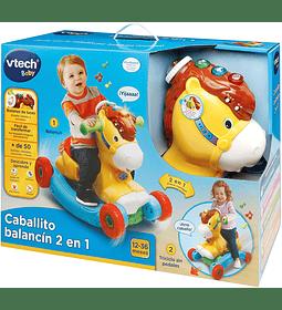 Caballito Balancín 2 en 1 VTech- Baby
