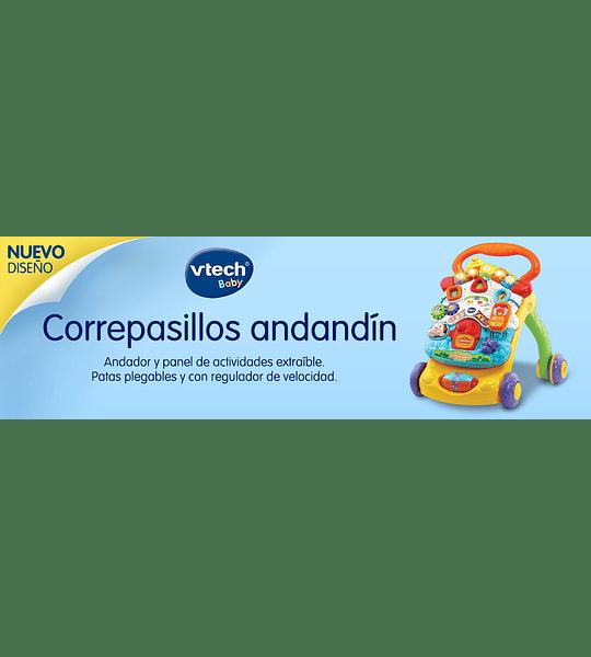 Correpasillos Andandín 2 en 1 Color Rosado VTech