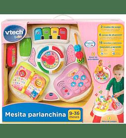 Mesita parlanchina 2 en 1 VTech Baby