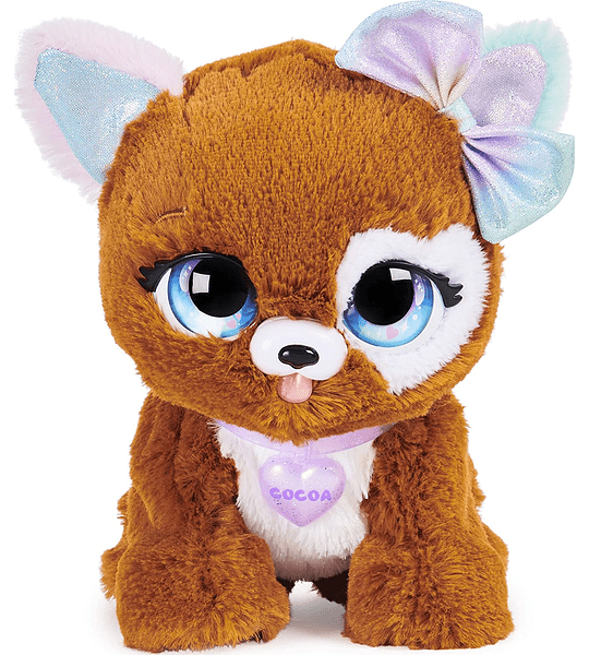 Present Pets Glitter Pup Spin Master