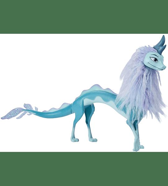 Sisu figura de Raya y el último Dragón Disney