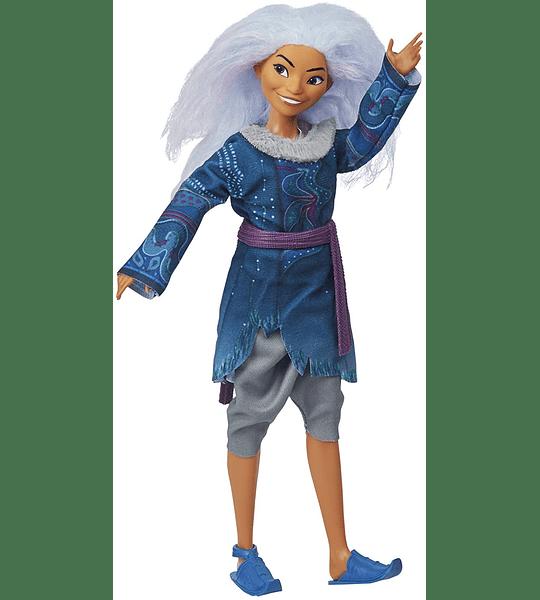 Sisu Muñeca Raya y el último dragón Disney