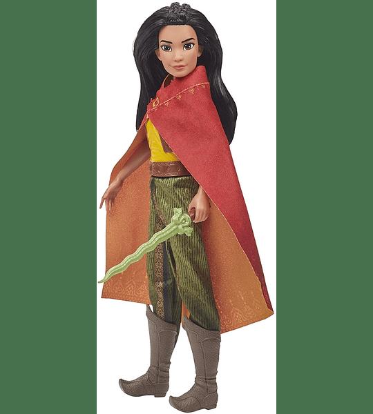 Raya Fashion Muñeca Raya y el último dragón