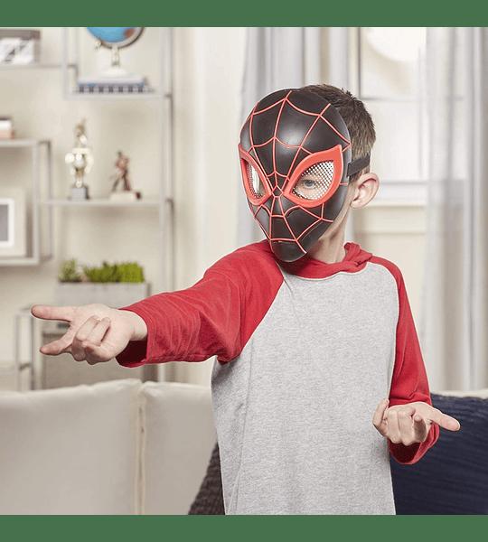 Máscara Mile Morales Spider-Man Marvel