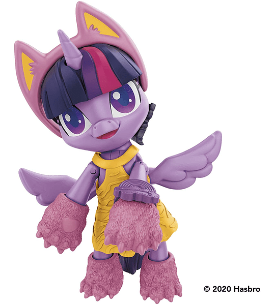 Twilight Sparkle My Little Pony Smashin' Fashion 9 Sorpresas