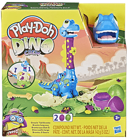 Dino Crew Growin, Dino Cuello Largo Play-Doh