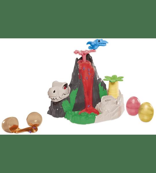 Dino Isla del Volcán Dino Crew Play-Doh