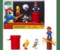 Set Diorama mazmorra Super Mario Bross