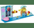 Deluxe juego subacuático con 5 ambientadores Super Mario Nintendo