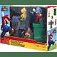 Diorama - Set subterráneo Super Mario World Of Nintendo
