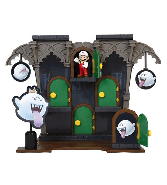 Mansion Boo Deluxe Super Mario World of Nintendo