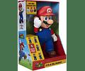 Figura de acción que habla Super Mario World of Nintendo It's-A Me!