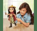 Muñeca Articulada Raya y el último dragón de Disney