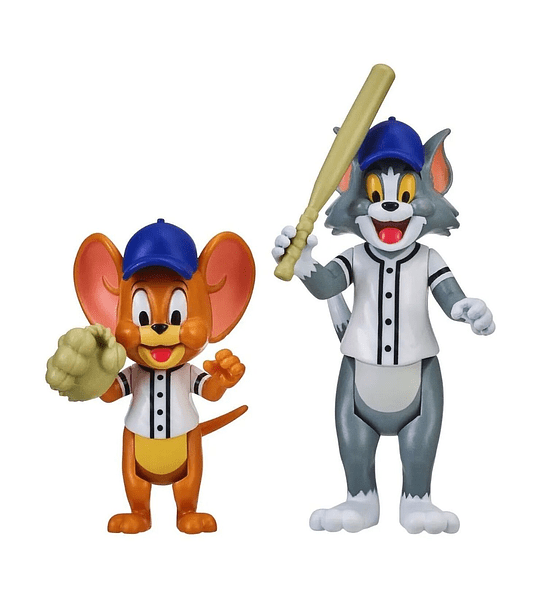 Tom & Jerry Pack de Beisbol