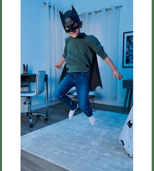 Disfraz Máscara y Capa de Batman DC Comics