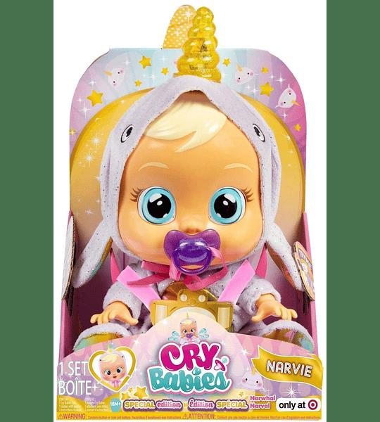Narvie Edición Especial Bebé Llorón con Luz y Sonido
