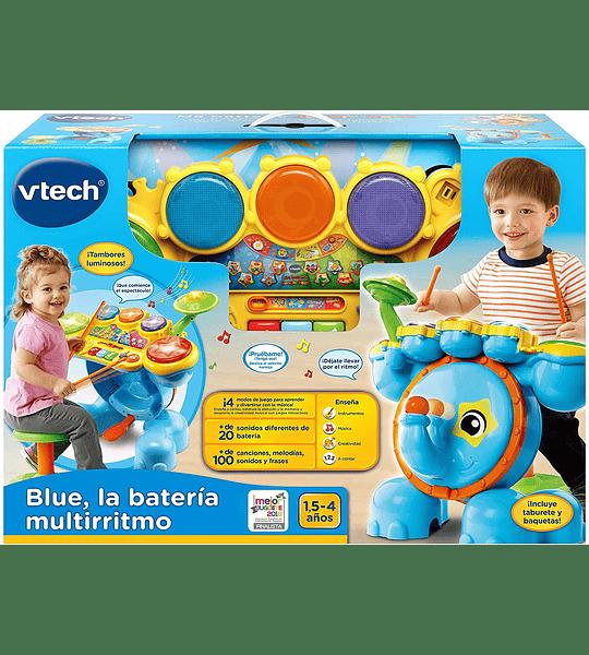 Blue, la Batería Multirritmo Batería Interactiva Vtech