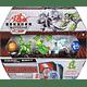 Howlkor Ultra con Baku-Gear y Eenoch Ultra Bakugan Baku-Gear