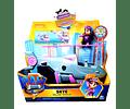 Skye Deluxe Vehículo exclusivo The Movie la película de Paw Patrol