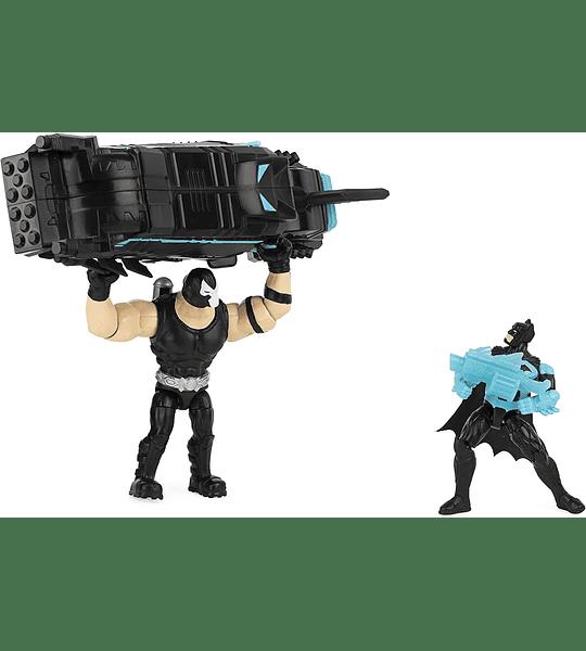Bane vs Batman Moto Tank