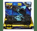 Batmovil 2 en 1 Bat Tech DC Comics Batman